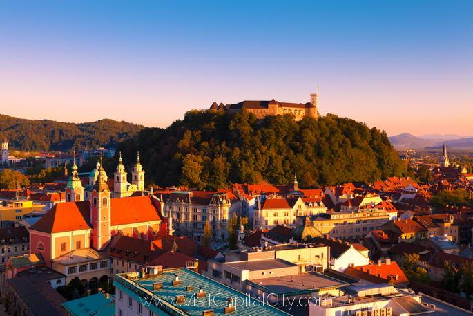Ljubljana-Castle
